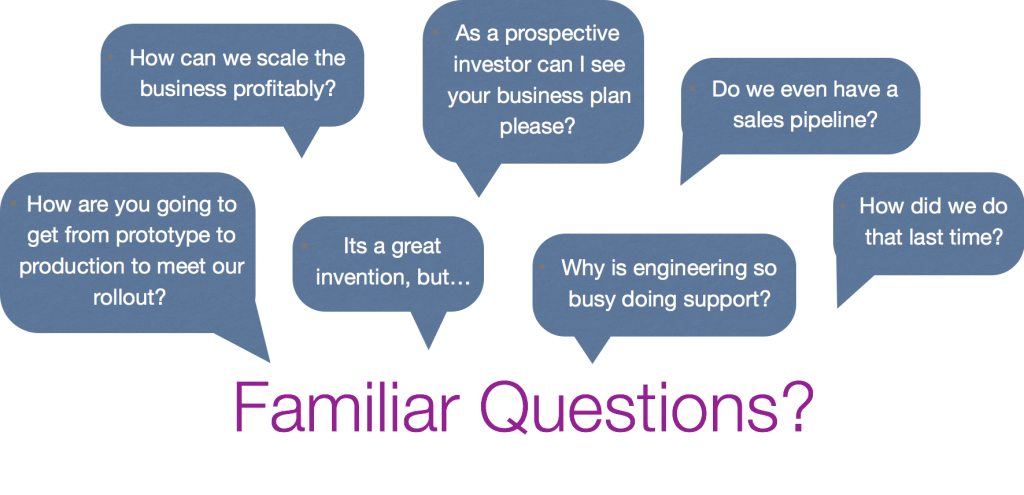 Familiar questions III